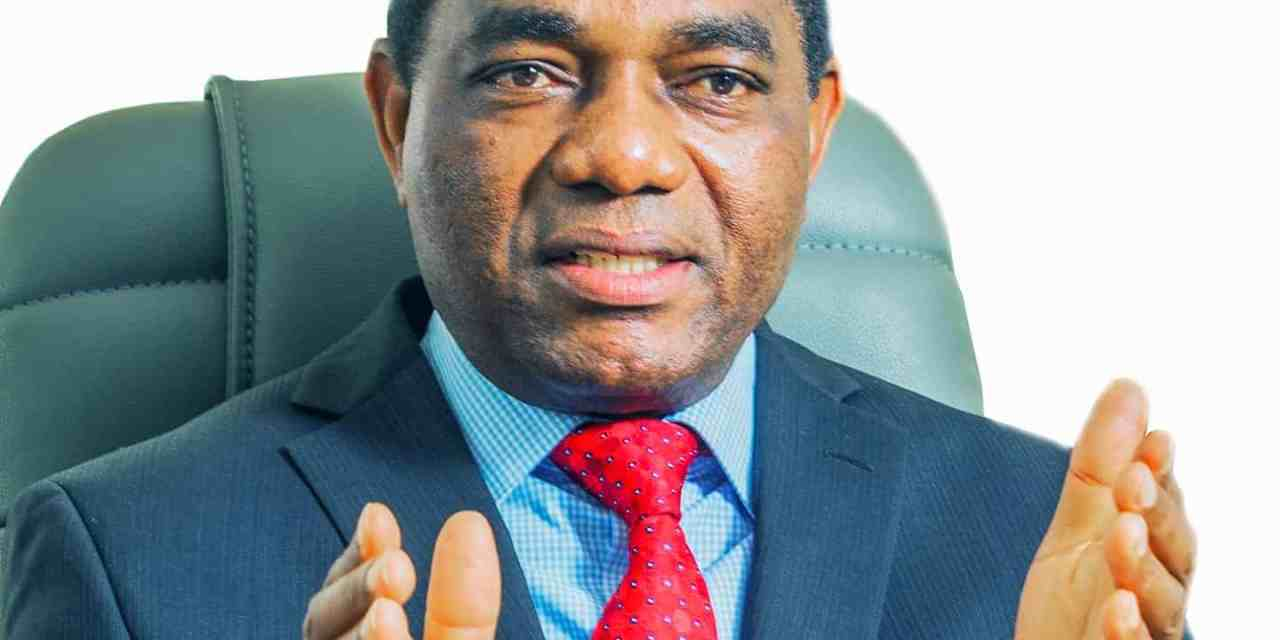 Nothing undiplomatic in wanting to vote out oppressive ruling parties- says Zambia's ruling party