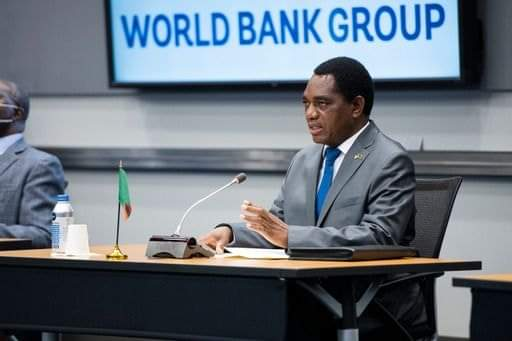 Temba Mliswa salutes Zambian democracy as President HH meets World Bank, IMF