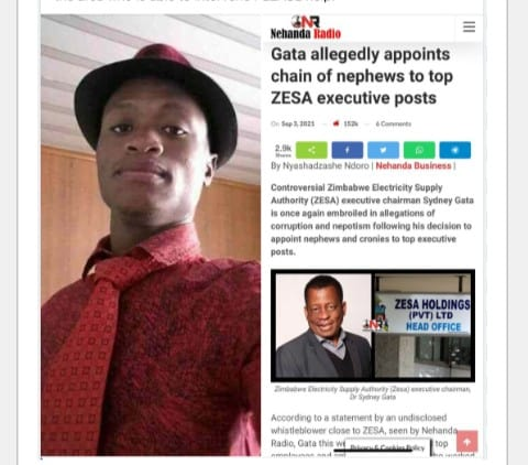 ABDUCTION? Journalist attacked, goes missing over ZESA corruption story