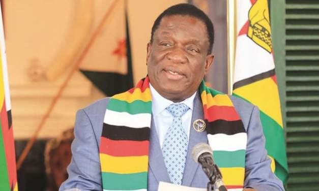 President Mnangagwa in Vic Falls, to open SACJF and CISA