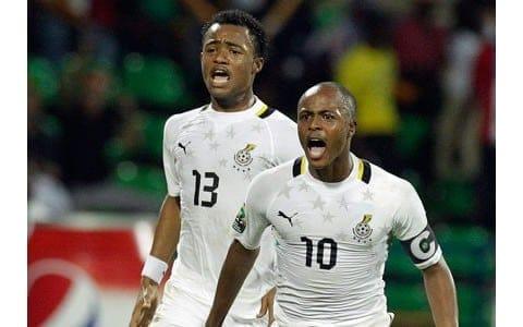 Ghana Black Stars coach names squad to play Zimbabwe Warriors