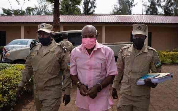 Paul Rusesabagina: Hotel Rwanda hero given 25 years jail term by Paul Kagame