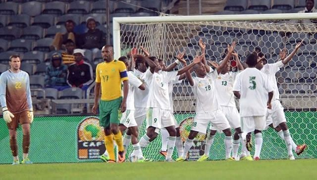 Zimbabwe Warriors vs South Africa Bafana Bafana, Starting 11, Full line-ups 2022 FIFA World Cup Qualifiers