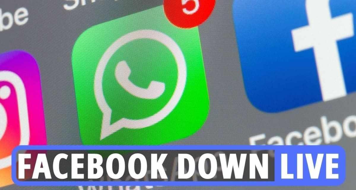 Malfunction takes Facebook, WhatsApp And Instagram  offline