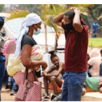 Harare Sex Party: Wife discovers husband got arrested for participating in Kuwadzana or_gy…PICTURES