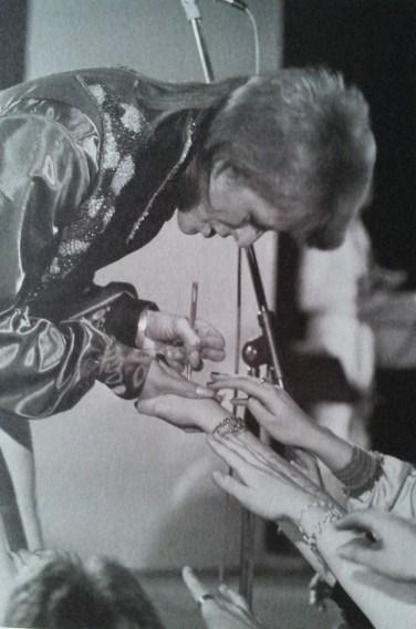 Ziggy Stardust, 1972