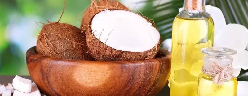Olejek kokosowy na cellulit.