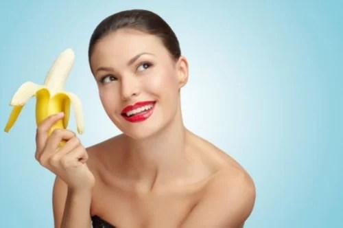 , ماسك الموز لترطيب الشعر وعلاج جفاف فروة الرأس
