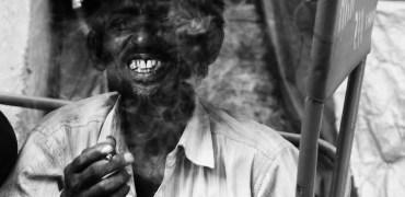 Portret zrobiony w New Delhi