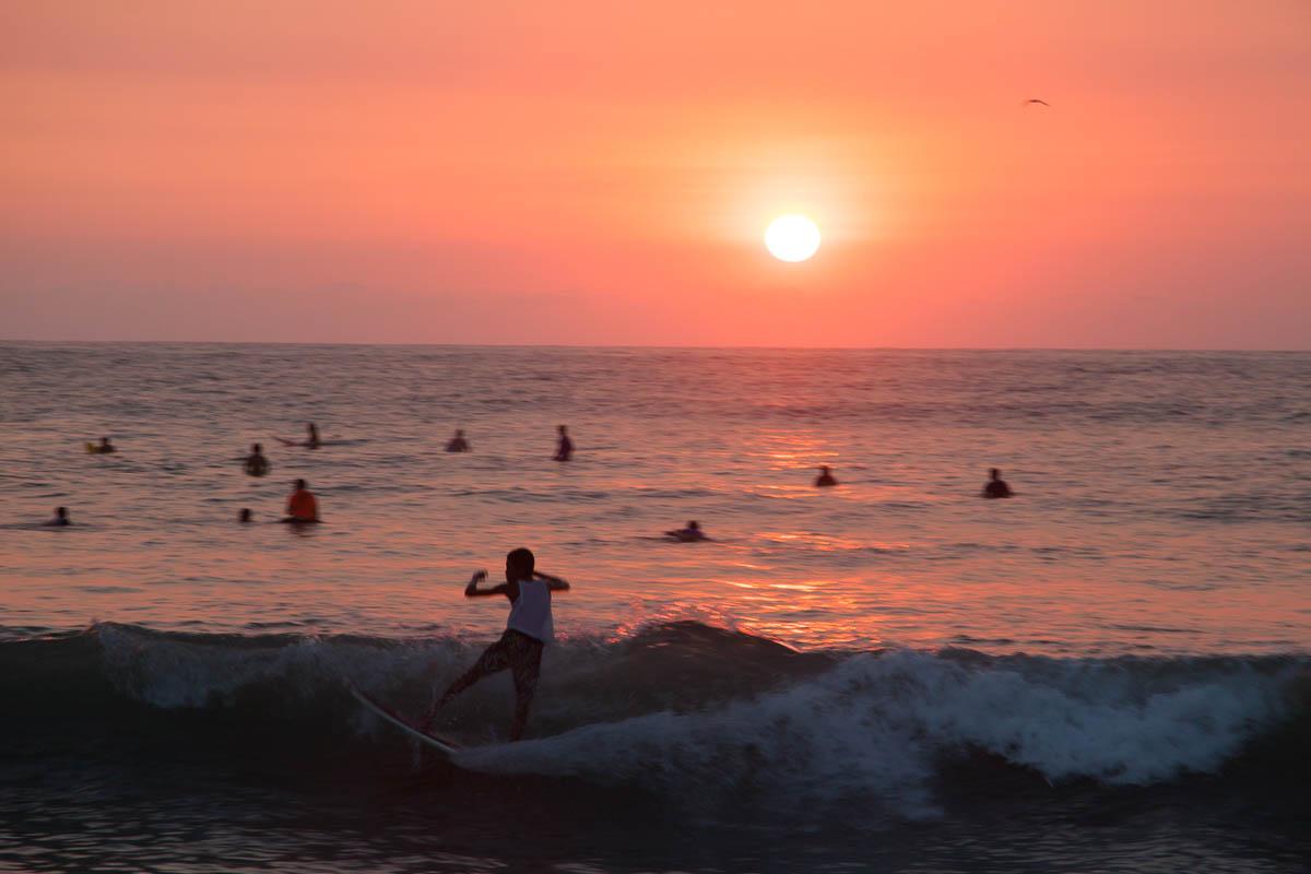 Surfing Meksyk