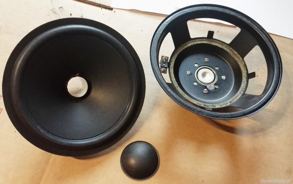 Renowacja głośników 8