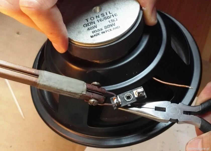Renowacja głośników 11