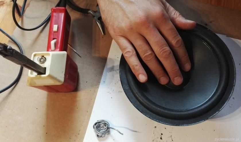 Renowacja głośników 14