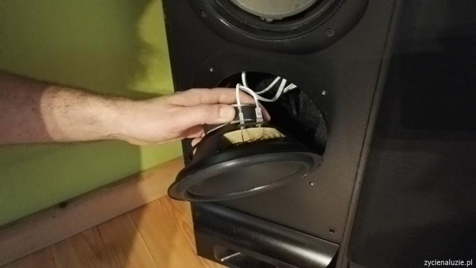 Renowacja głośników 15