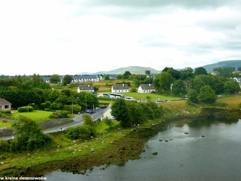 view from dunguaire castle (2)