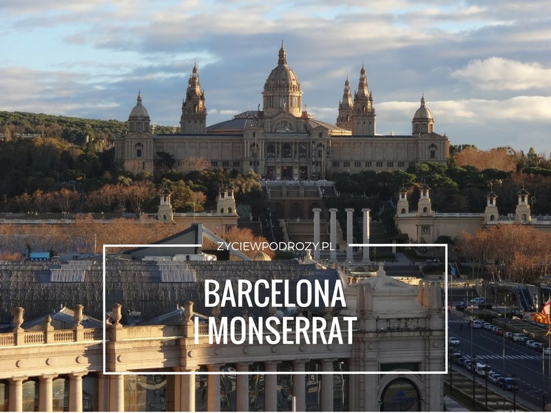 Barcelona i Monserrat