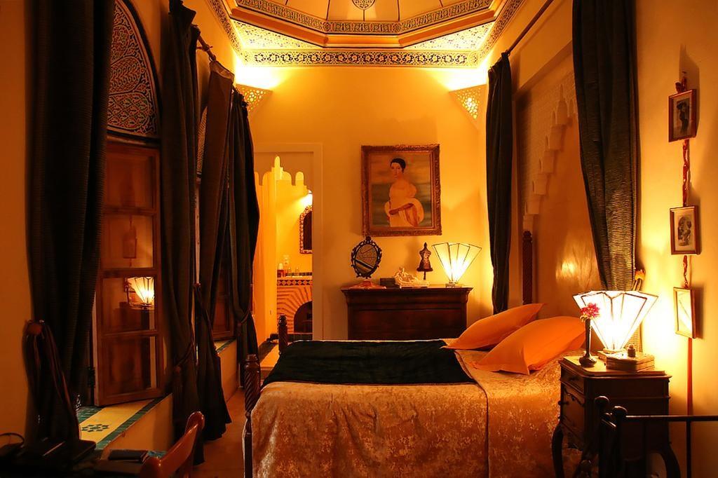 Riad Jenaï L'Authentique nocleg marakesz Marrakech maroko gdzie nocować medina