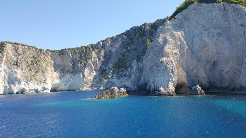Rejs dookoła wyspy Zakynthos