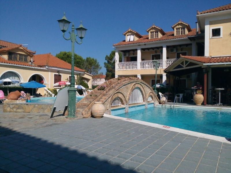 Hotel Elpida / Nocowanie na Zakynthos