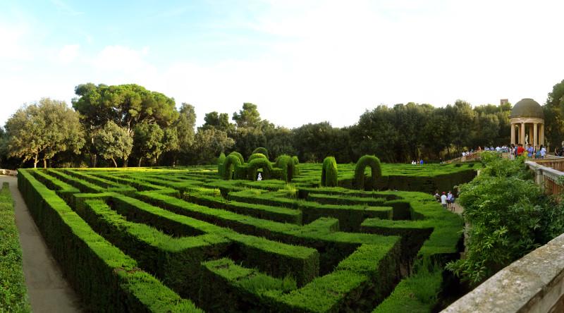 Labirynt Horta Barcelona