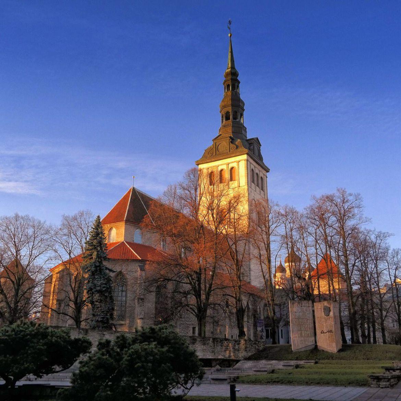 Kościóła św. Mikołaja – Nigiliste Muuseum