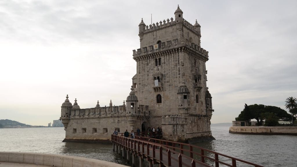 Lizbona Torre de Belem