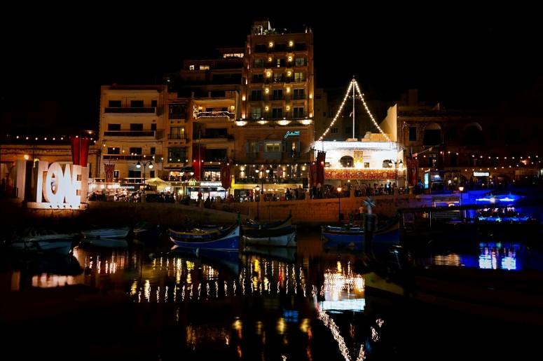 Malta w pigułce czyli St. Julian