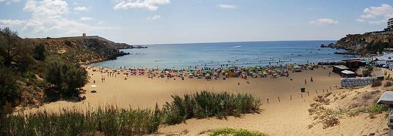 Malta Golden Bay