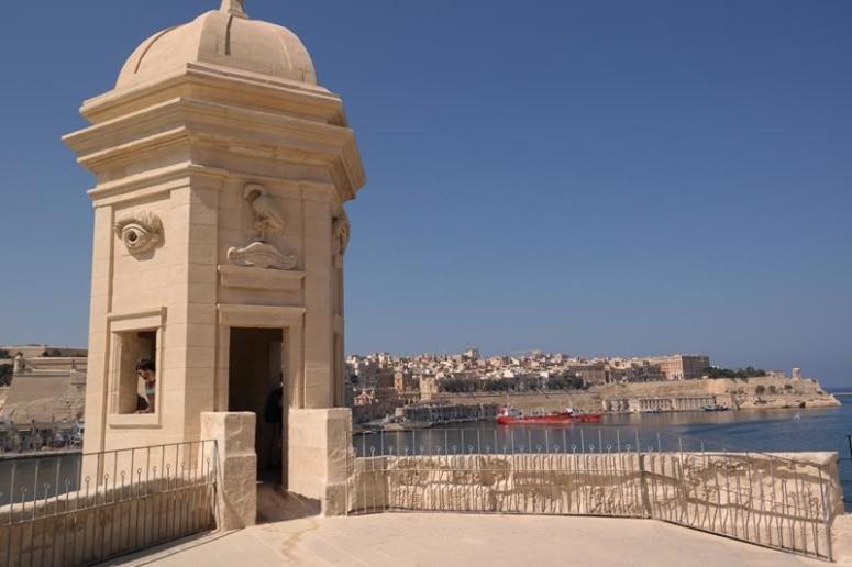 Wieżyczka w Isli / Malta