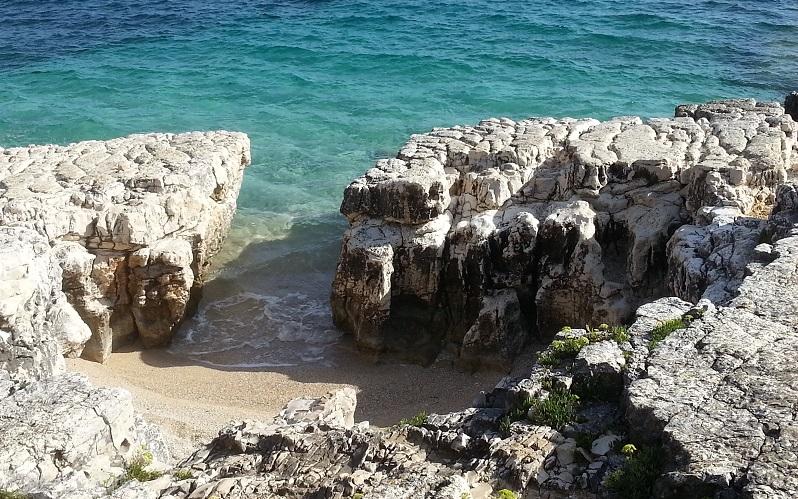 Okolice plaży Bataria, Kassiopi, Korfu