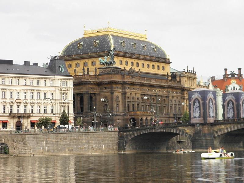 Teatr Narodowy Praga