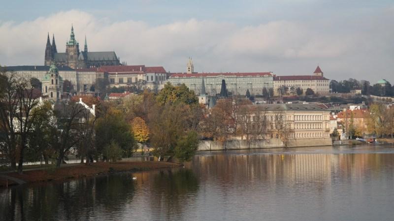 Praga Panorama Hradczany