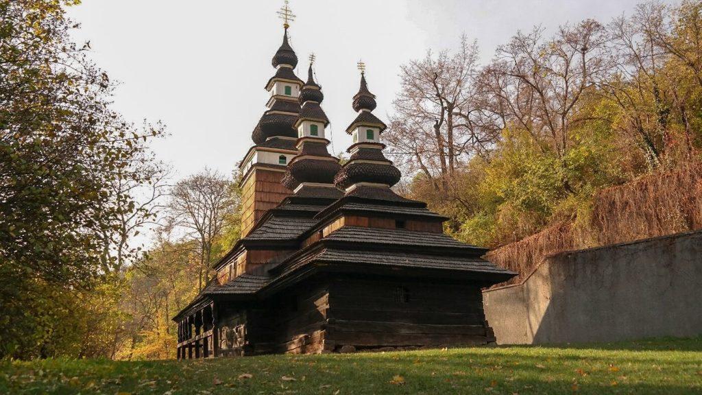 kościół św. Michała Archanioła Petrin Petrzyn Praga co zobaczyć w pradze weekend w pradze