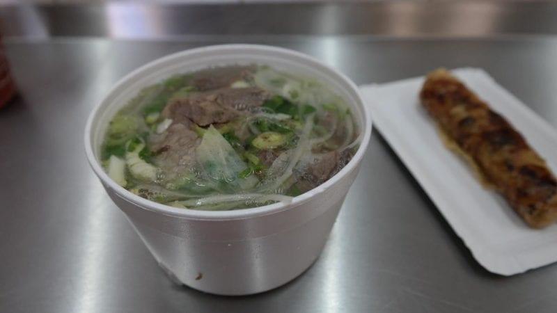 Praga zupa pho