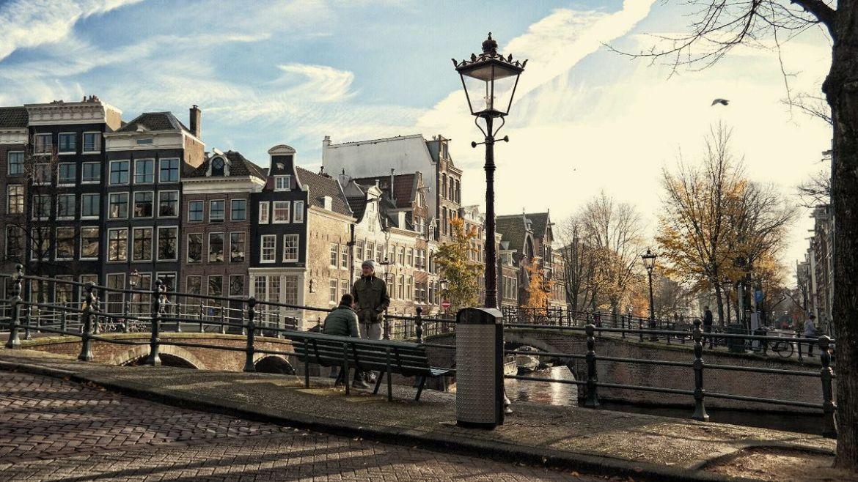Ulice Amsterdamu