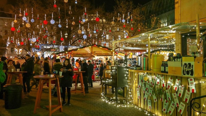 Budapeszt jarmark świąteczny co zwiedzić i zobaczyc w weekend nocą