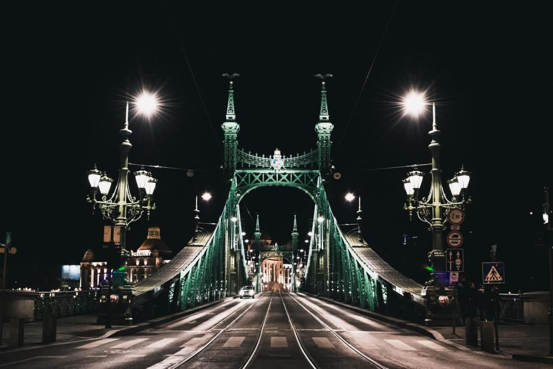 Budapeszt most nocą zwiedzanie co zobaczyc w weekend
