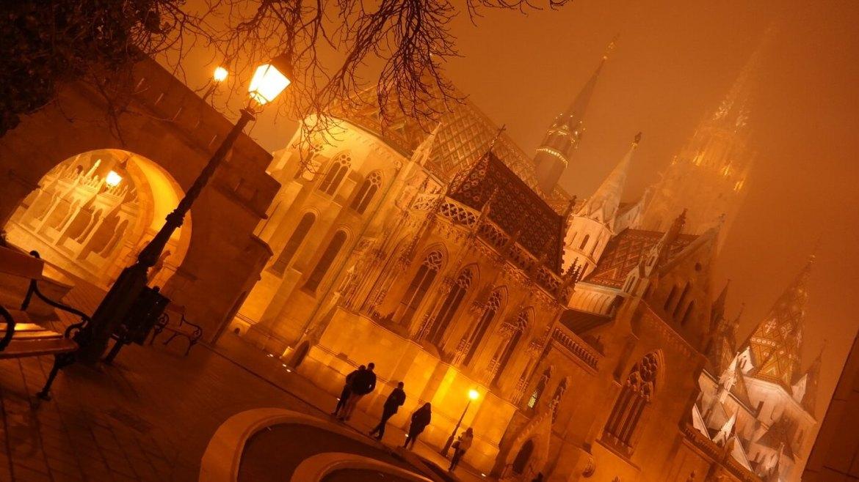 Kościoła Macieja (Mátyás Templom) Budapeszt co zwiedzic i zobaczyć w Budapeszcie weekend