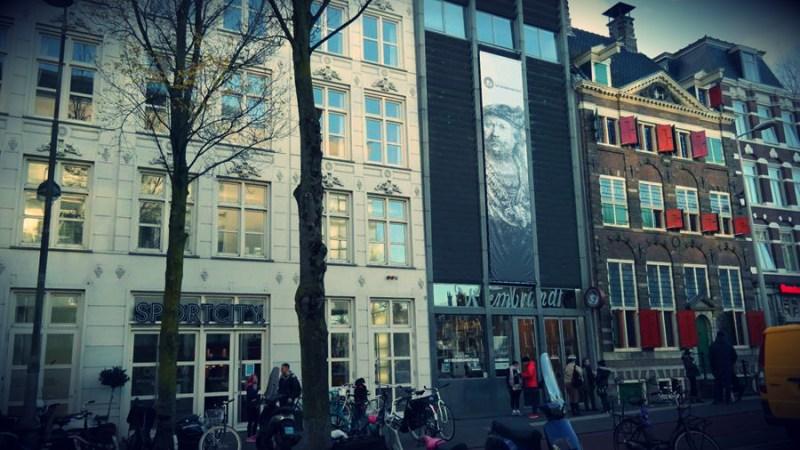 Amsterdam Muzeum Rembrandta