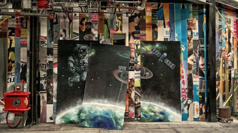 Kolejna instalacja artystyczna w Nbsm