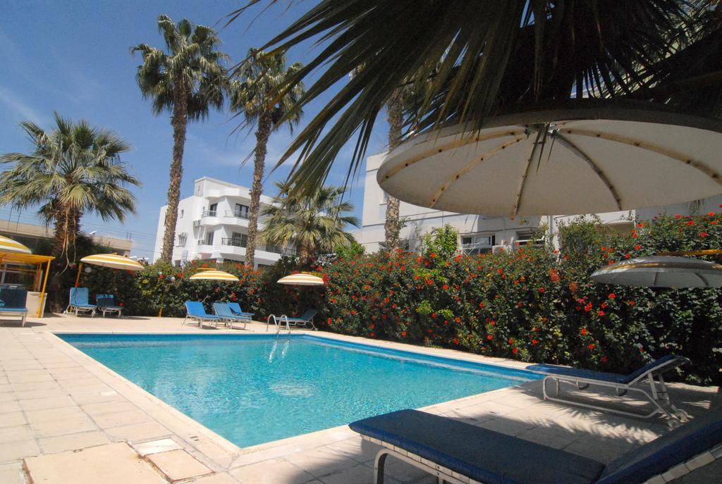 Sunflower Hotel Cypr Larnaka gdzie nocować na cyprze