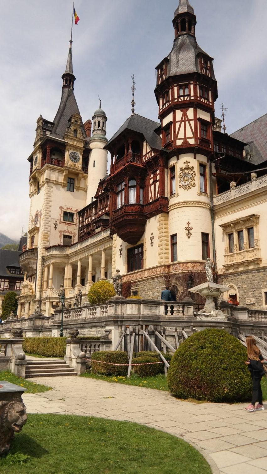 Sinaia Rumunia Co zwiedzić w Rumunii ?