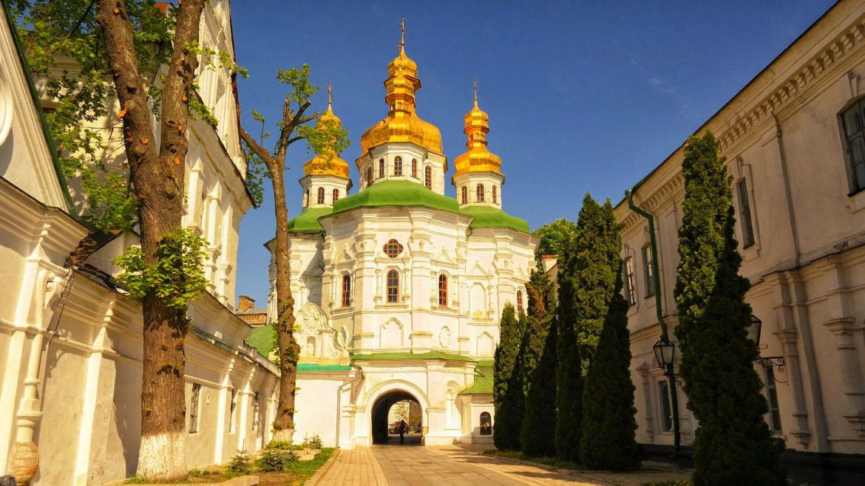 Ławra Peczerska Kijów