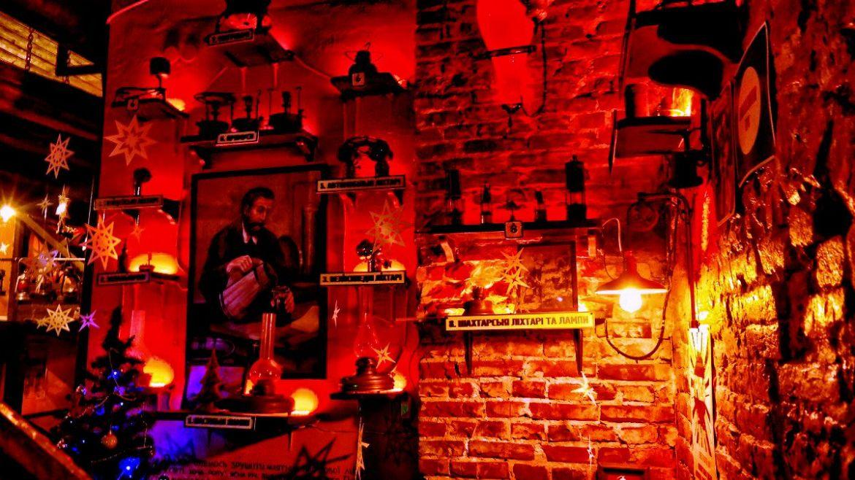 Restauracja Lampa Naftowa