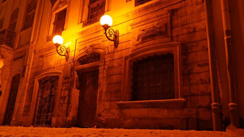 Ulice nocą