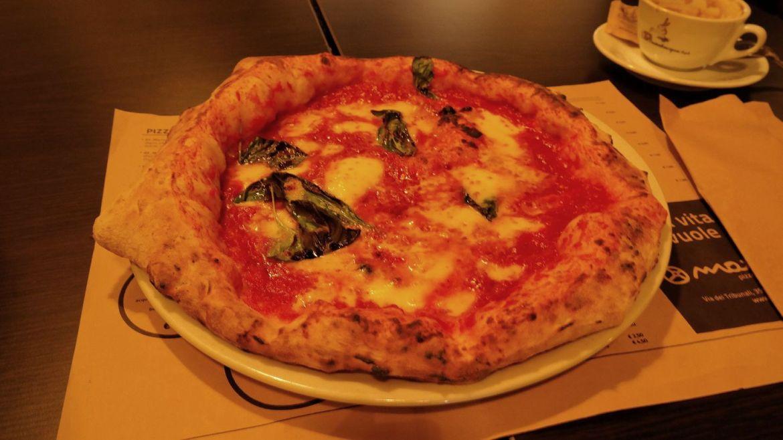 Pizza Neapol Mazz
