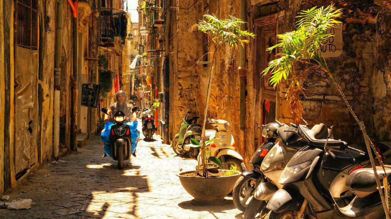 Ulice Neapolu