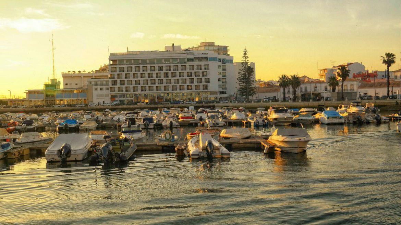 Marina w Faro
