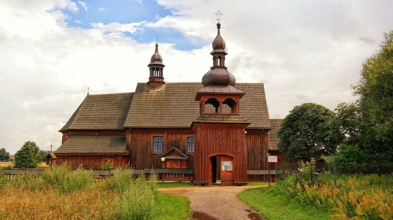 Sanktuarium w Pratulinie