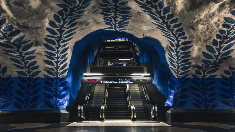 I na niebiesko co zwiedzić w Sztokholmie